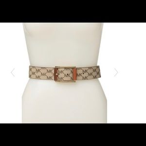 Michael Kors 38mm Heritage Belt